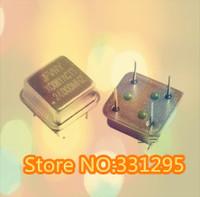 10PCS/Line a square Zhong active crystal DIP-4 36.864M 36.864MHZ 36.8640MHZ
