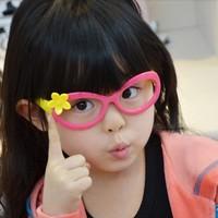 Lovely Birthday Child Glasses Frame Baby Eyewear Frame Free Shipping