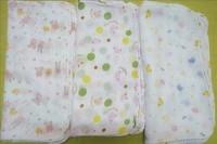 Newborn fogle NISHIMATSUYA child feeding towel baby gauze handkerchief bib baby towel
