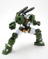Nine dragon peach 1/144 HG 06 AGE GUNDAM AGE1 at green, gun loaded in Athens Gundam robot model building toys 13cm