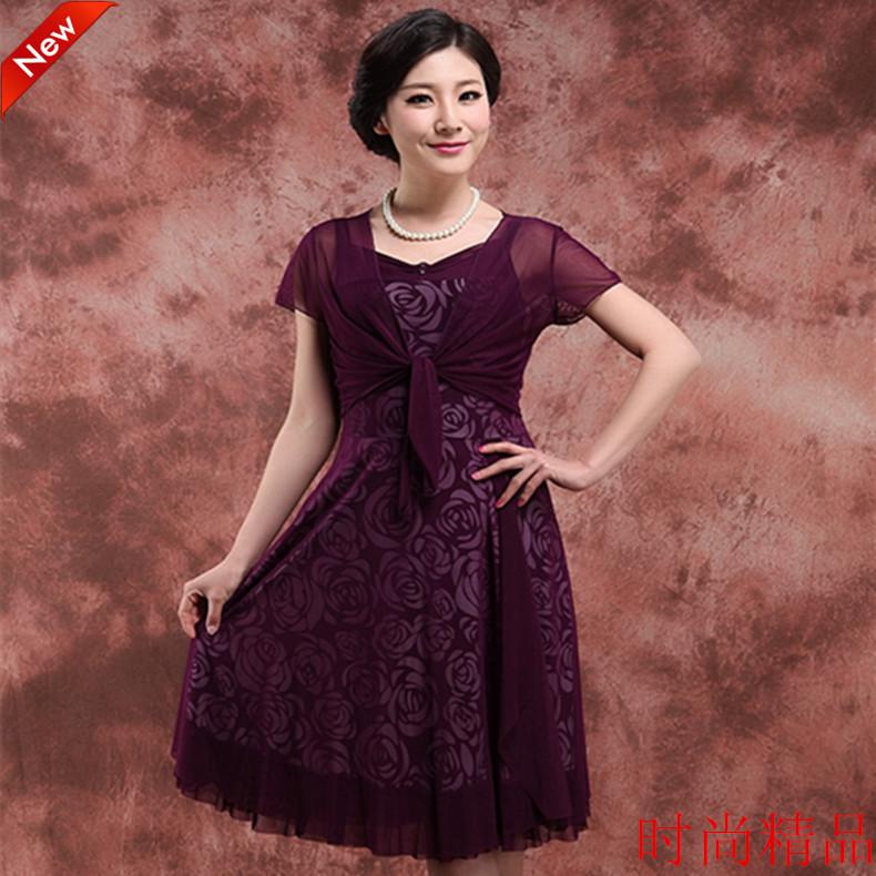Фасоны платьев для средних женщин