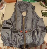 Flying survival vest life vest sj-3 multifunctional life vest aa