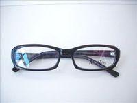 Lowest price wholesale Free shipping Vintage fashion non-mainstream fashion men black female eyeglasses frame 3162  5pcs