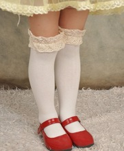 girls wearing black socks promotion