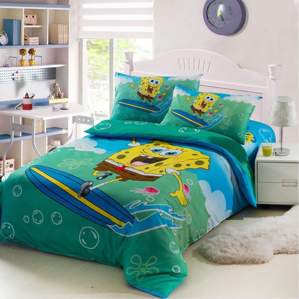 spongebob bedroom set for girls spongebob squarepants green