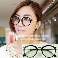 Discount Accessories wholesale Plain mirror metal mixed black-rimmed glasses 9178  10pcs/lot