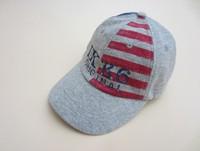2014 New Children Caps IK* Hat USA Flag Baseball Caps Export to EU Summer Sunbonnet Bucket Hat Boy Beach Cap 53,55cm