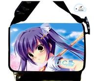 HOT NEW Style  Da Capo 3 Rukawasara Anime surrounding canvas shoulder bag  Inclined shoulder bag chool bag