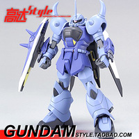 HG 31 Gundam Model 1:144 Tiger blue flames with bracket  Japanese cartoons military robot building War model 14cm
