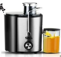 Skg zz3285 juicer220V 440W electric fruit household stainless steel multifunctional baby juice machine