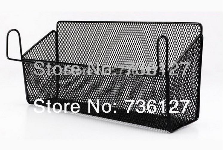 2014 Brand New Hanging Wire Mesh Basket Storage Shelf, Utility for Dorm Space Saver, Office Table, Garage, Kitchen, Bathroom(China (Mainland))