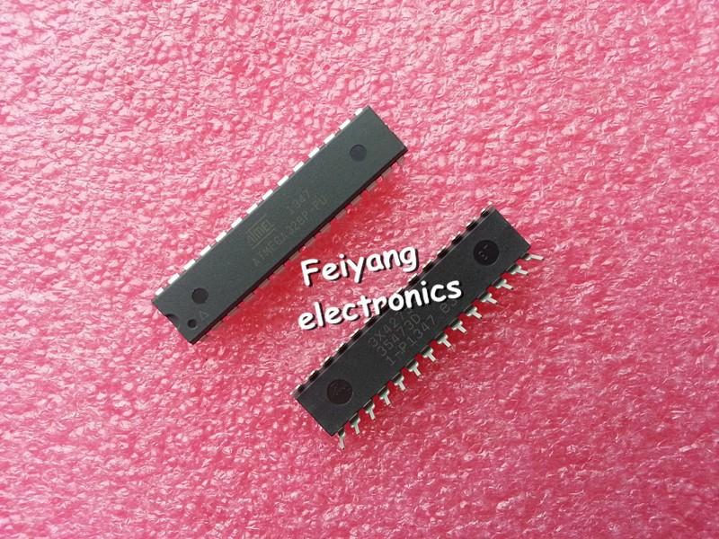 free shipping 20pcs/lot ATMEGA328P-PU CHIP ATMEGA328 Microcontroller MCU AVR 32K 20MHz FLASH DIP-28(China (Mainland))