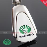 Parallel-chord 4s daewoo car keychain rezzo