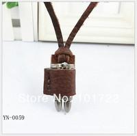 Wholesale fashion personality leatrher necklace