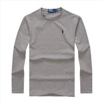 Men's  shirt 2014 NEW  100% cotton long sleeves men clothing free shipping