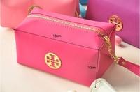 Free shipping women's fashion pink ears Cosmetic makeup organizer bag designer clutch bag 3 clor