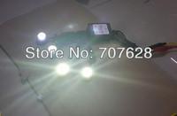 5 Flashing Pattern Daytime Running Light High Power LED Chip Aluminum Alloy Eagle Eye Light Car Accessory Strobe Light Universal