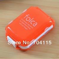 Free Shipping Medicine Case Medical Pill Container Box Three Story