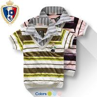 Wholesale-2014 New Design Children T-Shirts Children Cartoon Shirts Cotton Boy's T-Shirts