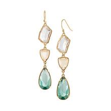 crystal earring price