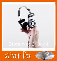 3.5mm Jack On-Ear Stereo Headphone for MP3/ MP4/ PC FREE SHIPPING