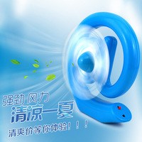 Free Shipping Strong wind mini usb fan handheld air conditioning fan colorful air conditioner wholesale with retail packing
