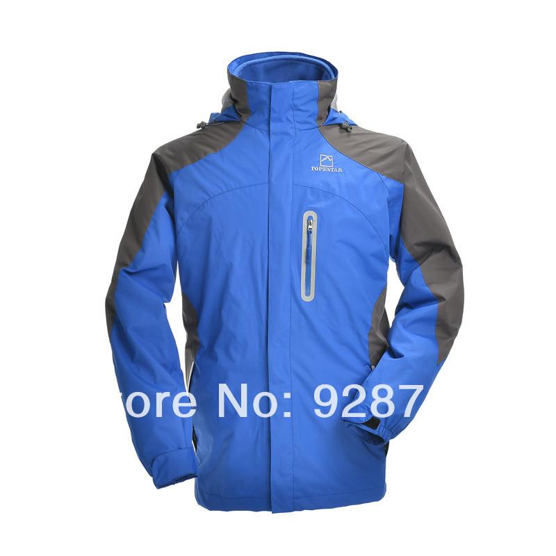 primavera exterior amantes design exterior jaqueta twinset três- na roupa de caminhada(China (Mainland))