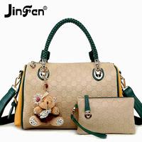 2014 women's spring fashion handbag big bag one shoulder  trend of the women's handbag