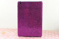 Glitter Hard Plastic Back Cover Case for Apple iPad Mini