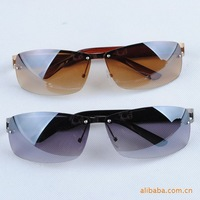 2014 Hot sell Newest sunglasses Wholesale Men half frame sunglasses sport sunglasses SG118