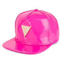 3.25 3 color 2014 Spring Brand New Fashion Leather hat HATER snapback swag baseball cap hip hop gorras hats&caps for women