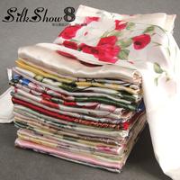 Silk pillow case skin care beauty pillow cover print silk pillow 100 mulberry silk leather pillow
