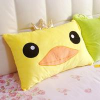 Frog cartoon big single pillow case cartoon pillow cover