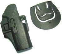 AIRSOFT OP CQC SERPA PISTOL BELT HARD Holster for Glock 17 18 22 BLACK free shipping