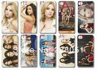 free shipping 1pcs Brand New designs Pretty Little Liars hard white case mobile phone case cover for iphone 4 4G 4S iphone4 C13