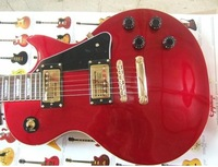 Genuine Brand  Custom Standard Classic Electric Guitar Special Commemorative Models Metallic Red Made in the USA