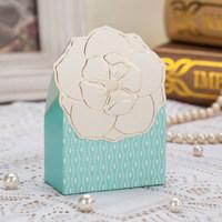 2014 Hot sale Freeshipping customize creative wedding ceremony celebration candy box bags favour sugar gift box CB3509