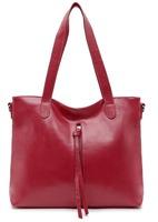 The Female Leather Women Bags 2014 Hot Women Genuine Leather Women Messenger Bag Vintage Handbag Designer Retro Bags B1367