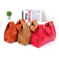 6 Colors Princess New Cow Leather Bag Retro Shoulder Bags Women Messenger Bags Totes Handbag Luxury Purse B1503
