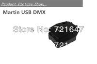 Free shipping Martin USB DMX BOX Professional Martin USB DMX Controller Special for Martin Light Jockey USB led controller