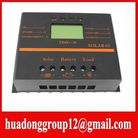 80A Solar Controller PV panel Battery Charge Controller 12V 24V Solar system Home indoor use New