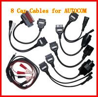 Wholesale Car Diagnostic Interface Cables 8 pcs Car Cables for Autocom CDP Pro