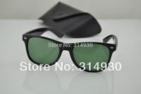 Hot , UV New men sunglasses , women sunglasses . high quality retro sunglasses.G15 glass lens sunglasses 54MM