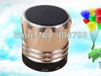 2013 New Arrival Super Bass Mini Portable Bluetooth Handsfree Wireless Speaker For iphone Samsung Free Shipping & Wholesale
