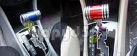 11pcs aircraft joystick style universal car stalls head modification gear stick metal GT racing MT \ AT car gear shift knob