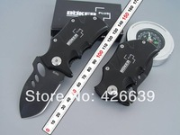 OEM Boker Plus Folding Gift Pocket Case Knife 420 Steel Knife black handle Free Shipping