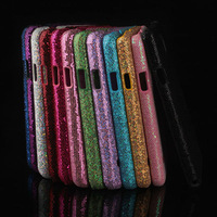 2014 New Arrival For Samsung Galaxy S5 i9600 Glitter Gold  Back Cover wholesale 10pcs/lot free shipping sf005