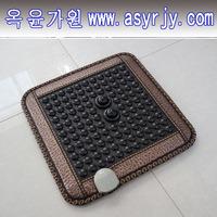 Free shipping for Jade heated mat germanium cushion tourmaline cushion jade heat pad heat 10-70Celsius