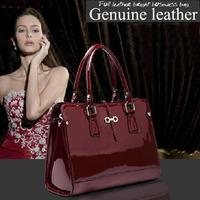 Fashion Geniune Leather Designer Satchel Handbags ,2014 Bags Tote women messenger bags,Cow leather designers brand shoulder bag
