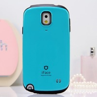 1PC Free shipping, iFace Colorful PC+TPU Case for Samsung Note3 N9000,retail package